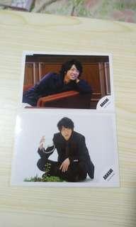 Aiba Masaki official shop photos