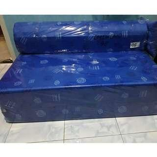 sofabed uratex deluxe double size