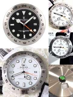 🚚 Explorer II wall clock