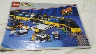 Lego 4559 Train System