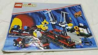 Lego 4565 Train System