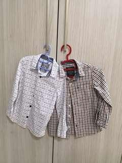 PRIMARK Shirt for 4-5 years old Boy. Buy 1 FREE 1
