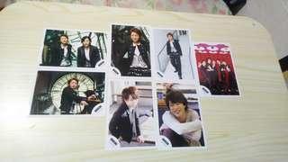 Arashi official shop photos