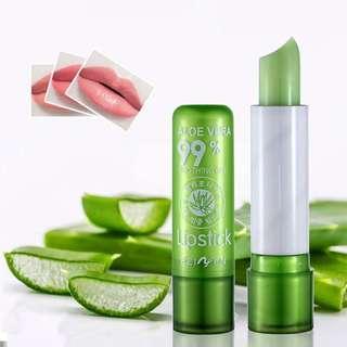 Aloe Vera Color Changing Lipstick