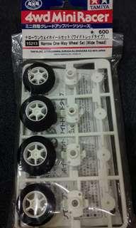 Tamiya Mini 4wd Wheel Set