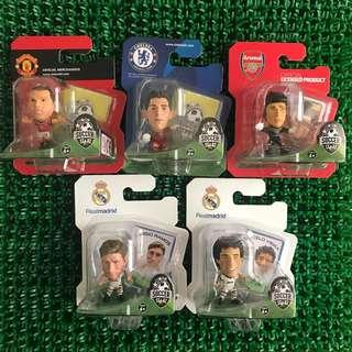 *$5 Each* Soccerstarz Football figures