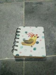 Cute Chic Notebook