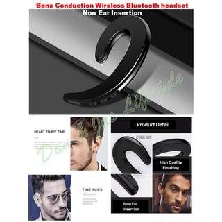 Bone Conduction Wireless Bluetooth headset