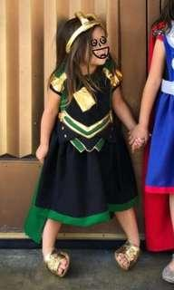 Looking For Loki costume (girl's)