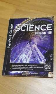 Perfect Guide Lower Secondary Science Book B