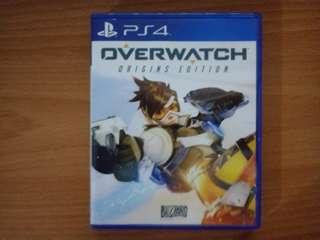 Overwatch Origins Edition (No Code) PS4