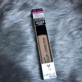 wet n wild photofocus concealer medium tawny
