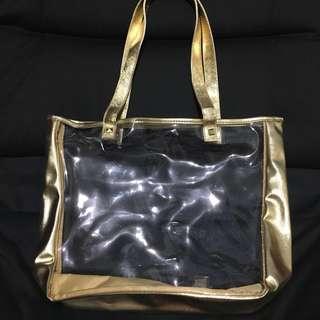 See Thru Small Tote Bag