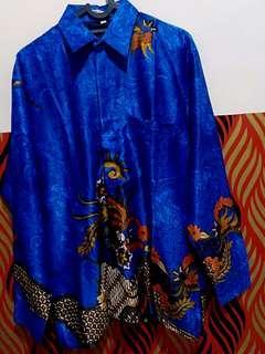 Kemeja Batik masih seperti baru