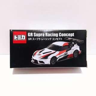 全新未拆 日本限定 Tomica GR Supra Racing Concept(包膠盒)