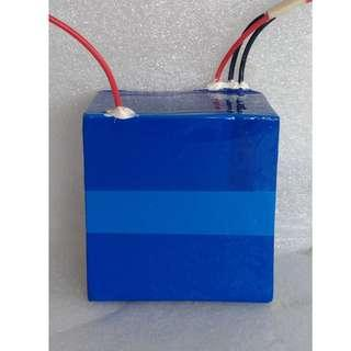 Booster battery 12V 30ah lithium battery pack for Electric bike ebike, electric scooter escooter….. battery