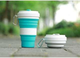 🚚 💕FINAL ORDER: Collapsable Cup 550ml