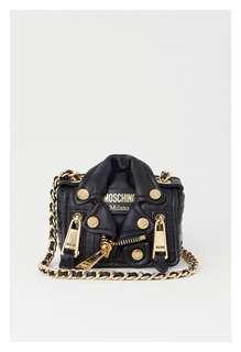 Moschino x H&M Leather Shoulder Bag