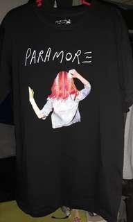 Paramore shirt (last shirt)