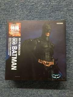 山口式 蝙蝠俠 開戰時刻 BATMAN BEGINS