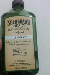Sol-U-Guard Botanical 植物清香双倍浓缩消毒剂