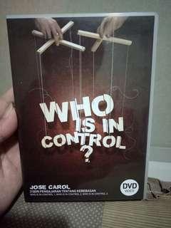 Whos in control by jose carol 3dvd