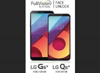 Kredit HP LG Q6+