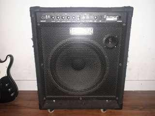 Amp bass fender 100 watt