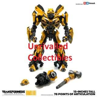 [Pre-Order] ThreeA Transformers: The Last Knight – Bumblebee Bambaland Edition (re-issue)