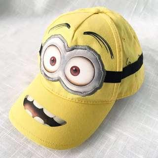 Despicable Me Minions Boys' Yellow Cap / Hat (2-4 years old)