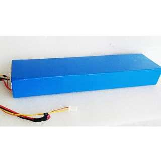 24V 10ah lithium battery pack for electric bike ebike, electric scooter escooter…..