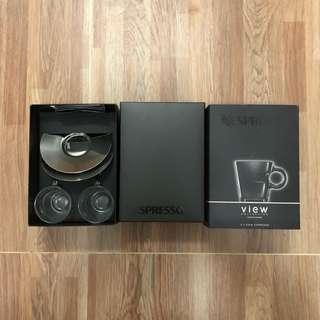 Espresso 咖啡杯及茶碟