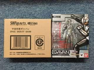 S.H.F 宇宙刑事 卡邦 GAVAN