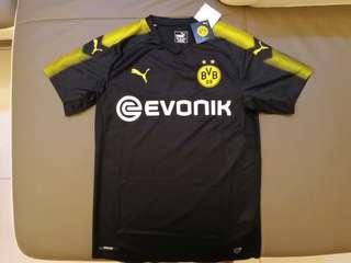 (New) Original Puma Borussia Dortmund Away Jersey 17/18