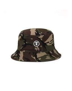 Aape Logo Camo Bucket Hat 76b375b95ced