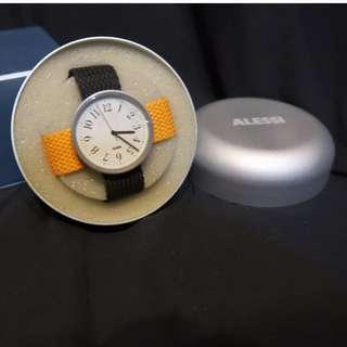🚚 !!雙十一特價!! Alessi RECORD 設計師手錶 腕錶 手表