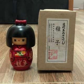 可愛日本娃娃