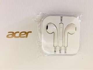 🚚 acer 宏碁 線控式 耳機