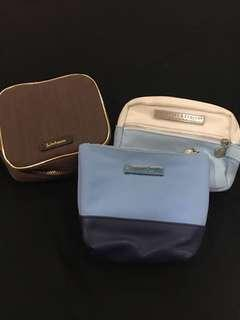Vanity / cosmetic pouch