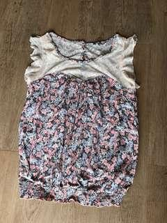 Newlook floral with lace on sholder