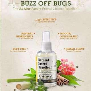 Natural Insect Repellent 天然驱虫剂