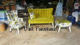 Sofa Baverly 2 1+ Fuff