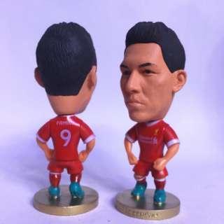 Firmino / Gerrard football kodoto Soccerwe collectibles figurines toy