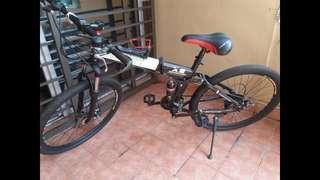 Mountain Bike MTB SYB X9 26 Inch