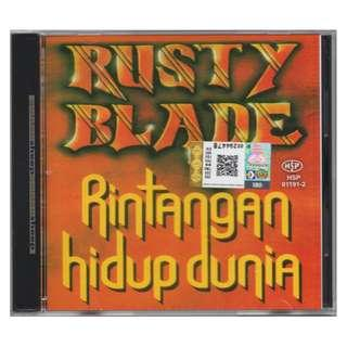 RUSTY BLADE - Rintangan Hidup Dunia CD