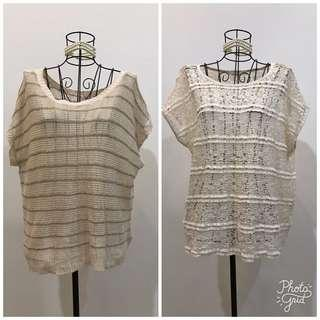 NEW Crop Blouses