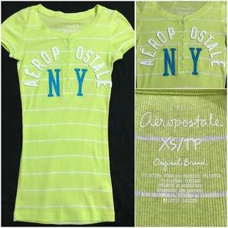 Aeropostale Stretch series T shirt