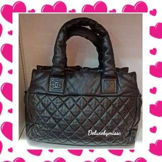 Chanel Quilted Hand Ba