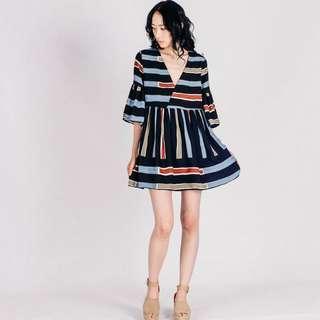 Cre&ade Stripes Dress