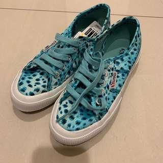 🚚 Superga豹紋鞋